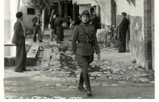 دمشق 1940- منطقة الكلاسة قرب ضريح صلاح الدين الأيوبي