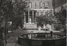 Damascus, School Sheikh Qatna 1917