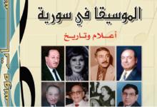 صورة الشريف (صميم)، الموسيقا في سورية، أعلام وتاريخ