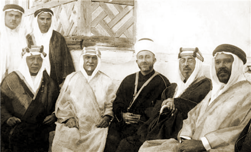 الجانب الأممي الإسلامي من شخصية الأمير شكيب أرسلان