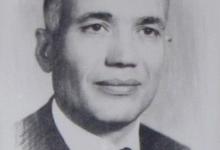 صورة عبد الرزاق قدورة .. رئيس جامعة دمشق 1973-1976