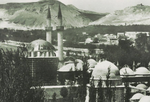 دمشق 1937- التكية السليمانية