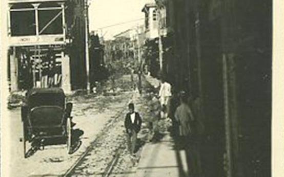 دمشق 1928- حريق محلة السنجقدار