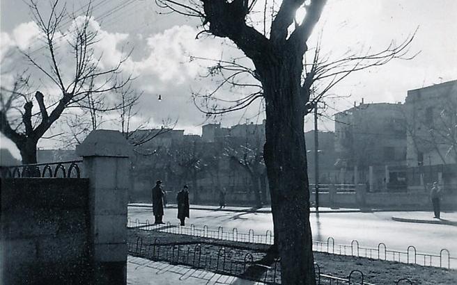 دمشق في الخمسينيات - شارع 29 أيار