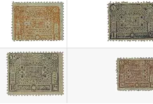 صورة طوابع سورية – المجموعة الفيصلية 1918- 1920