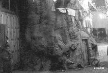 دمشق 1896 - شجرة الدلب المقدسة في سوق السروجية (3)