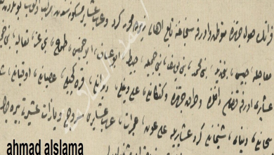 صورة من الأرشيف العثماني 1894- التركيبة السكانية في مدينة أورفا