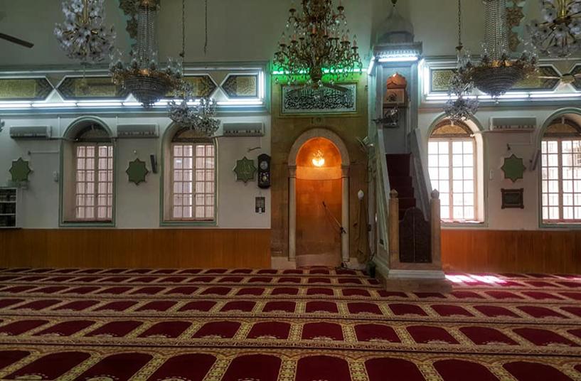 مسجد الرفاعي في دمشق
