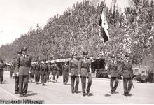 صورة دمشق 1953- الاحتفال بعيد الجلاء (2)