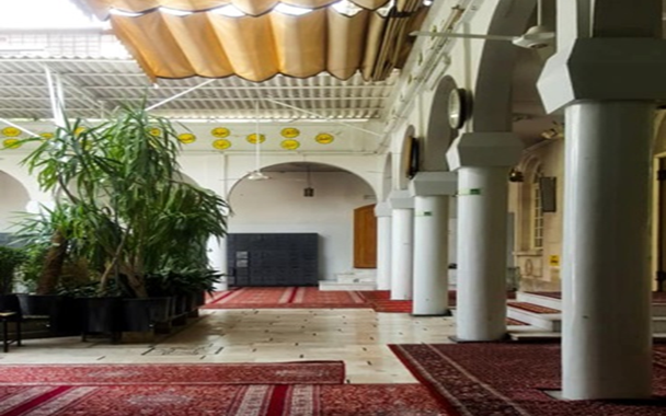 صورة مساجد دمشــــق ..مسجد أحمد شمسي باشا