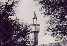حمص 1940 - مسجد علاء الدين الحسامي في الدبلان