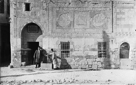 مساجد دمشــــق ..مسجد لطفي باشا