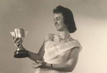 Bild von Maissa Medarres.. Miss Aleppo aus dem Jahr 1958
