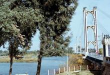 صورة جسر دير الزور – عام 1986