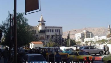صورة دمشق – القنوات – المدرسة الشاذبكلية .. حارة البكوات