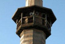 دمشق - مسجد التوبة في حي العقيبة