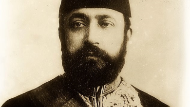عمرو الملاّح: حسين ناظم باشا في سطور