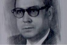 صورة شوكت القنواتي .. رئيس جامعة دمشق 1956