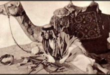 صورة صبحي العمري.. قبيل انتهاء الحرب العالمية الأولى