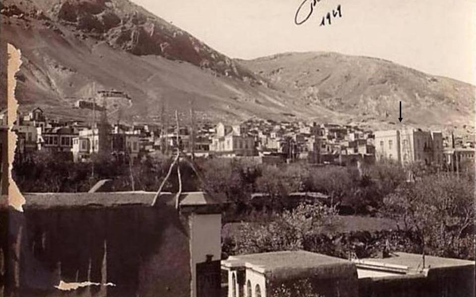قصر المهاجرين 1929 – قصر حسين ناظم باشا   (13)