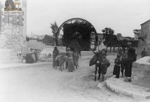 حماة 1971- مدخل بستان أم الحسن