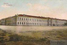دمشق - الثكنة الحميدية-جامعة دمشقحالياً بدايات القرن العشرين