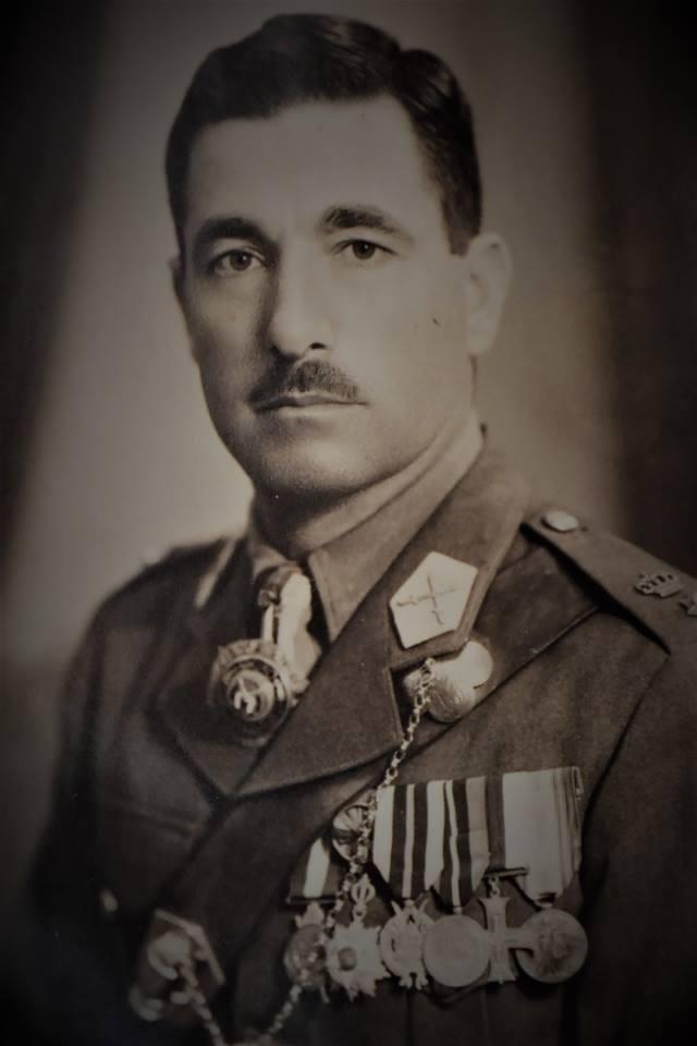 صبحي العمري ومعركة الطفيلة 1917