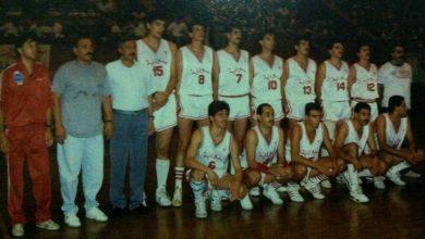 فريق كرة السلة عام 1989