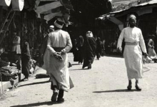 حمص في العشرينيات : شارع باب السوق
