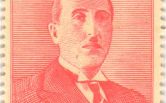 صورة طوابع سورية 1946 –  أول مجموعة طوابع بعد الجلاء