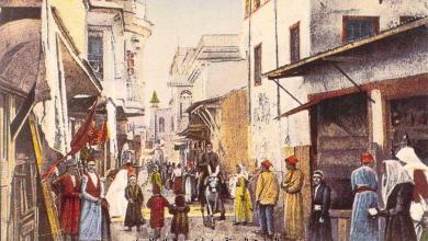 دمشق  -  خان جقمق وعبد القادر بدران والمقريزي (3)