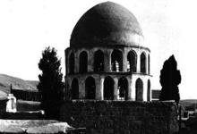 دمشق - مسجد التوريزي – قبة الخانقاه اليونسية / الطاووسية (5)