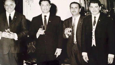 صورة دمشق – أبطال سورية بالرماية في الستينيات