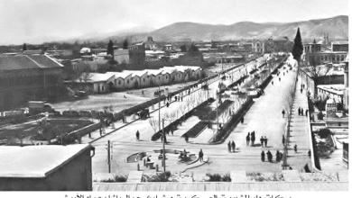 دمشق 1918 - المشيرية العسكرية (2)