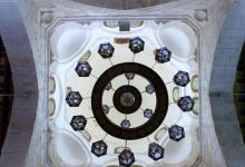 دمشق- رقبة القبة العليا لمسجد التوبة (7)