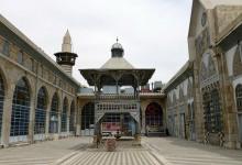 صورة دمشق – صحن مسجد التوبة (4)