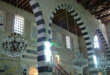صورة دمشق – مسجد التوريزي (1)