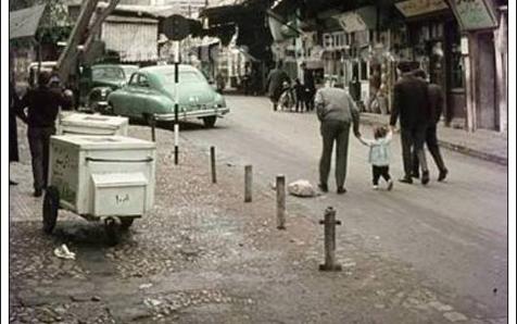 دمشق 1965 - مسجد الورد .. ساروجة