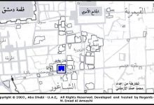 دمشق - خان جقمق - سوق مدحت باشا (1)