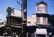 دمشق 1965 - المدخل الثالث لـ سوق الخجا