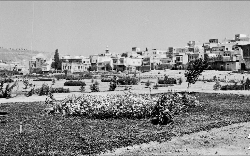 حماة 1960 - حي الزنبقي