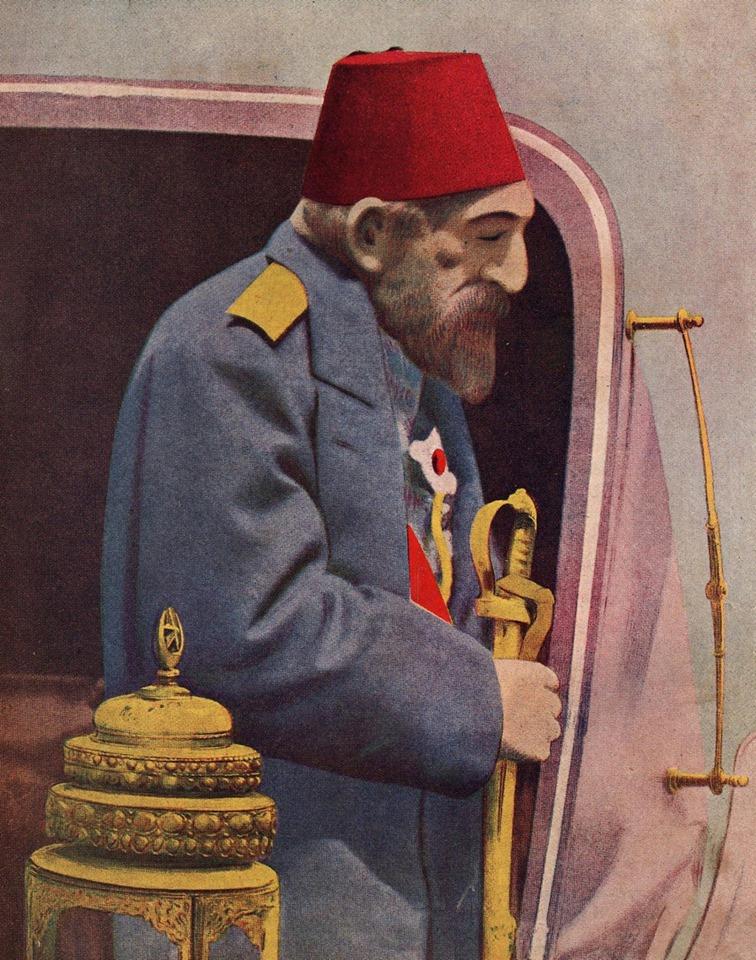 عمرو الملاّح: السلطان عبد الحميد... حديث «الأئمّة من قريش» وفتوى خلعه