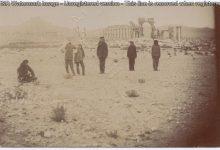 صورة من الأرشيف العثماني – بعض عناصر الجندرمة في تدمر عام 1905