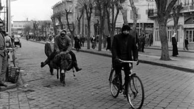 Bild von Homs 1964: Schukri Al-Quwatli Straße