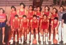 فريق نادي الجيش في السنغال عام 1983