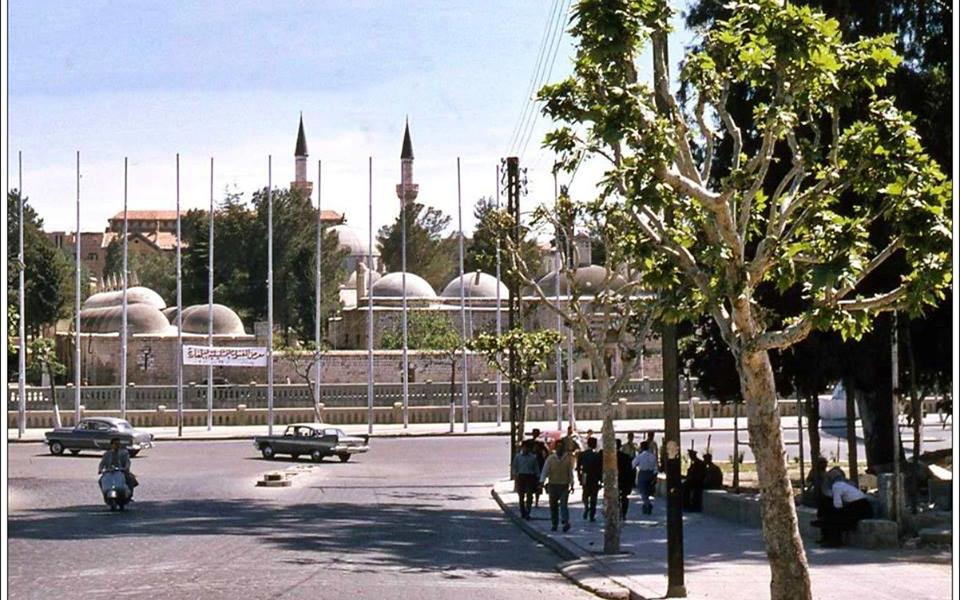 دمشق 1961 - نزلة التجهيز