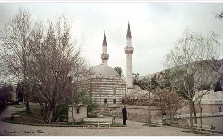 دمشق 1965 - التكية السليمانية