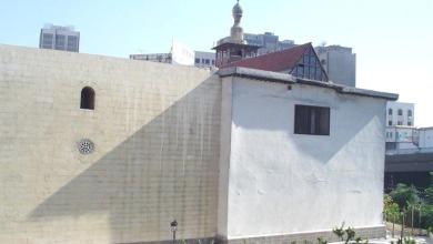 دمشق – واجهة المدرسة الشامية الجنوبية بعد الترميم  (30)