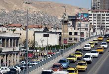 صورة دمشق – المدرسة الشامية الكبرى وشارع الثورة  (26)