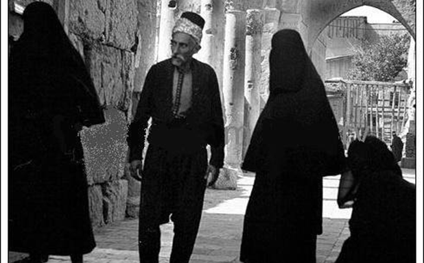 دمشق - المسجد الأموي عام 1932